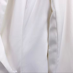 NBD Jackets & Coats - NBD Your Time Is Up Dress Blazer in Ivory White